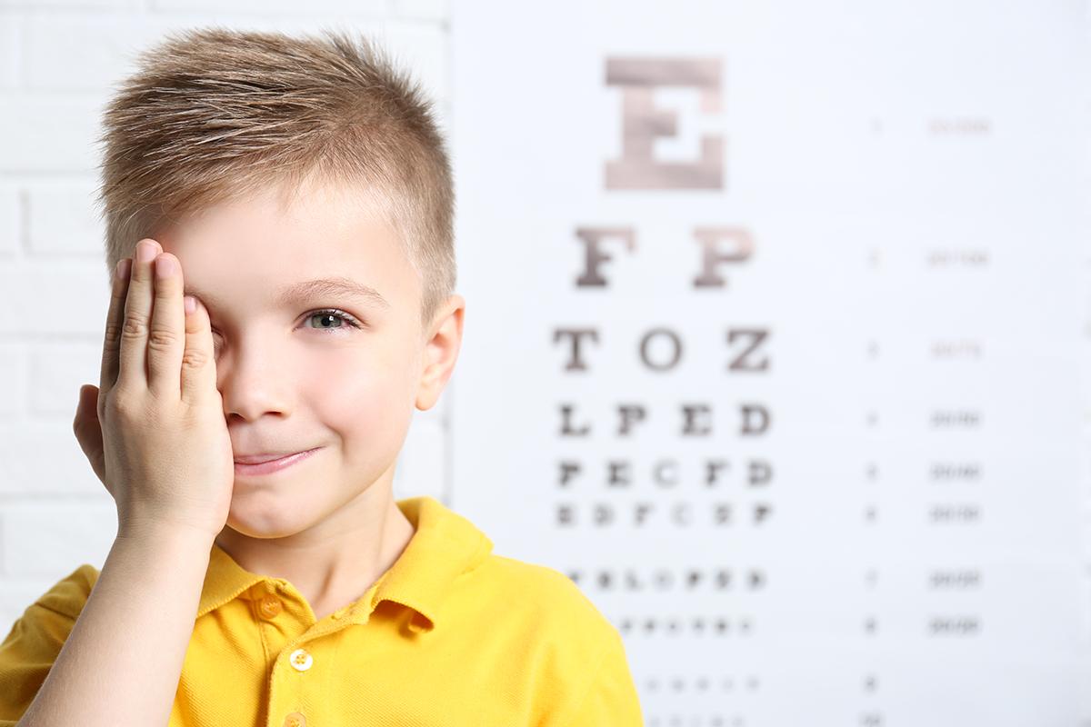studio ottico esami della vista